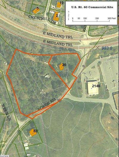 Commercial For Sale: Forge Rd