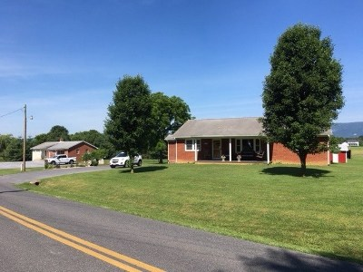 Page County Single Family Home For Sale: 1490 Mill Creek Rd