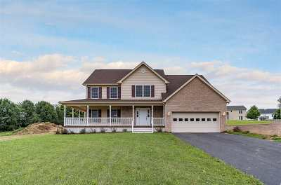 Rockingham County Single Family Home For Sale: 6260 Dotts Ln