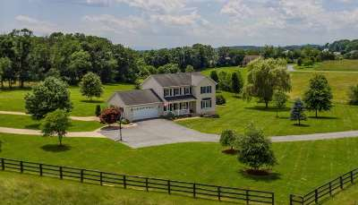 Rockingham County Single Family Home Sold: 6732 Artillery Rd
