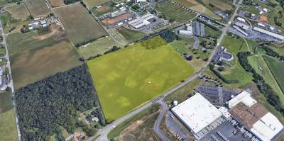 Commercial For Sale: 30.7 Acres South Valley Pike