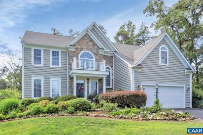 Fluvanna County Single Family Home For Sale: 142 Naylor Ln
