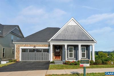 Charlottesville Single Family Home For Sale: 210 Delphi Dr