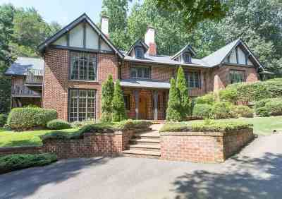 Albemarle County Single Family Home For Sale: 1515 Brook Hill Ln