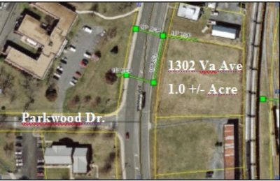 Commercial For Sale: 1302 Virginia Ave