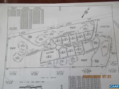 Lots & Land For Sale: 10 James Madison Hwy