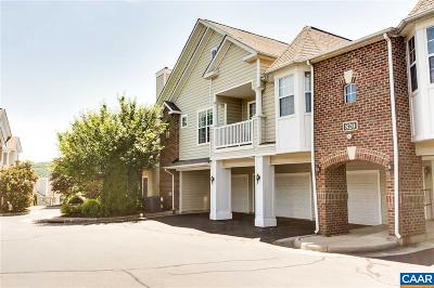 Albemarle County  Condo For Sale: 820 Beverley Dr #103