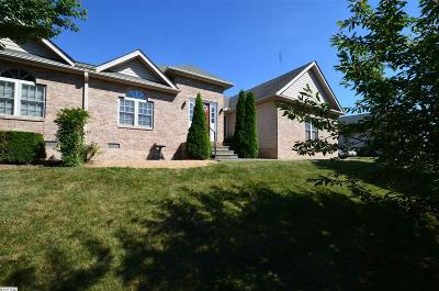 Augusta County Townhome For Sale: 37 Enchanted View Cir
