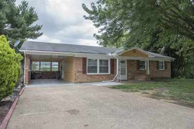Harrisonburg Single Family Home For Sale: 930 Greendale Rd