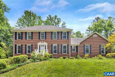 Albemarle County Single Family Home For Sale: 105 Terrell Rd E