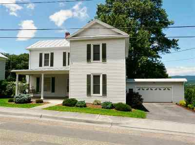 Rockingham County Single Family Home For Sale: 260 High St