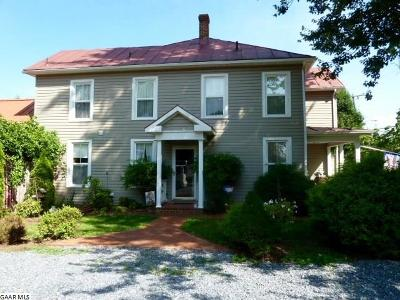 Waynesboro Single Family Home For Sale: 1254 Ladd Rd