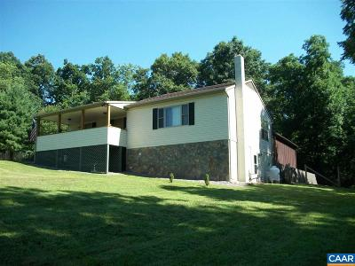 Madison County Single Family Home For Sale: 42 Dun Glory Dr