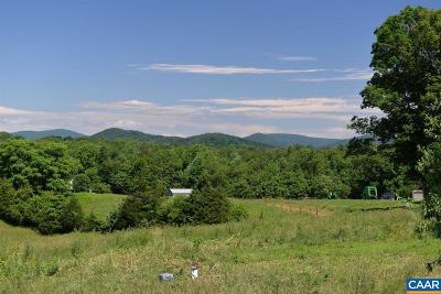 Albemarle County Lots & Land For Sale: 2265 Decca Ln