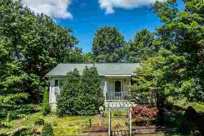Timberville Single Family Home For Sale: 17207 Andrick Mill Rd