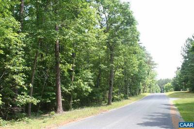 Buckingham County Lots & Land For Sale: Tba Georgia Creek Rd