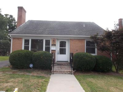 Waynesboro Single Family Home For Sale: 340 S Laurel Ave