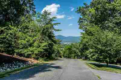 Harrisonburg Lots & Land For Sale: Steeplechase Dr