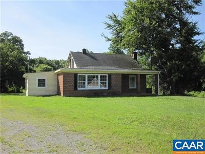 Louisa Single Family Home For Sale: 7904 Louisa Rd