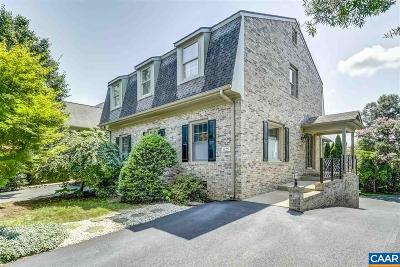 Single Family Home For Sale: 1125 Marion Dr