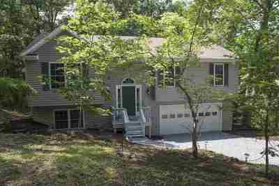 Rockingham County Single Family Home For Sale: 126 Holiday Hill
