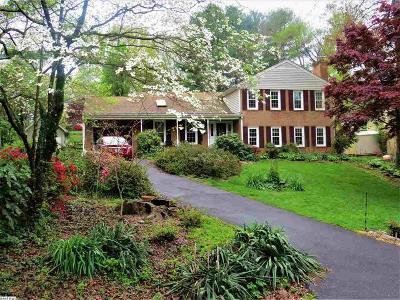 Charlottesville Single Family Home For Sale: 2980 White Oak Ln