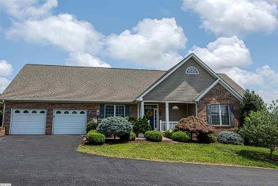 Staunton Single Family Home For Sale: 191 Heather Ln