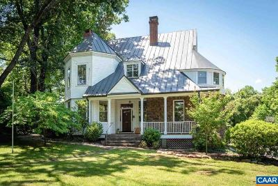 Charlottesville  Single Family Home For Sale: 743 Park St