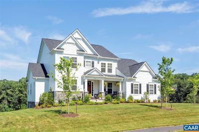Single Family Home For Sale: 3458 Carroll Creek Rd