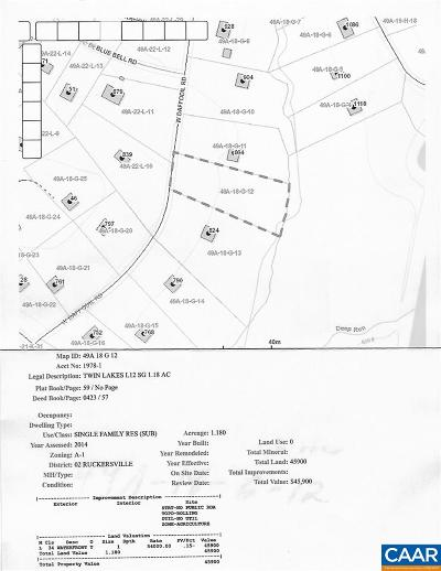 Lots & Land For Sale: Lot 12 W Daffodil Rd