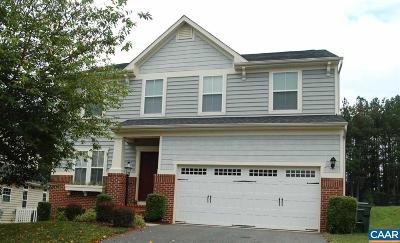 Louisa County Single Family Home For Sale: 72 Deer Run Dr