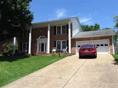 Harrisonburg Single Family Home For Sale: 84 Middlebrook St