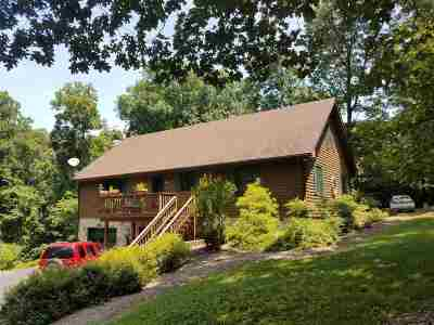New Market Single Family Home For Sale: 305 Hayneswood Ln