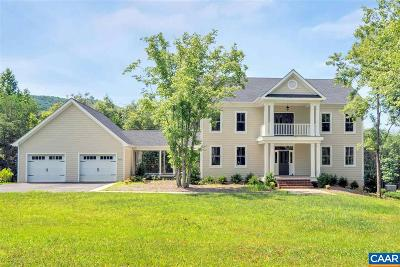 Single Family Home For Sale: 5331 Millhouse Dr