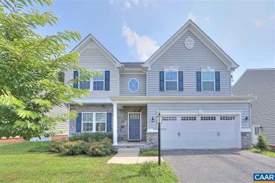 Zion Crossroads Single Family Home For Sale: 35 Appalachian Ln