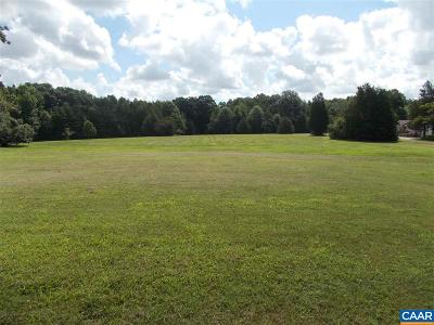 Louisa Lots & Land For Sale: 1382 School Bus Rd