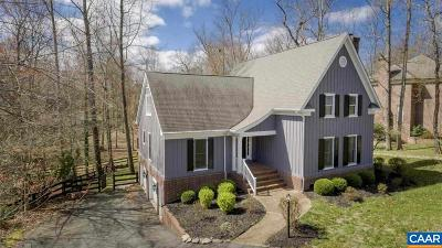 Keswick Single Family Home For Sale: 3389 Cesford Grange