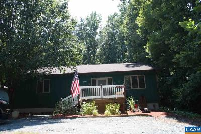 Louisa County Single Family Home For Sale: 111 Ash Rd