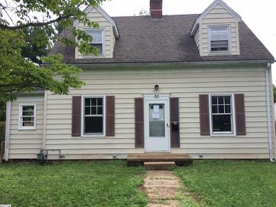 Waynesboro Single Family Home For Sale: 814 Jefferson Ave