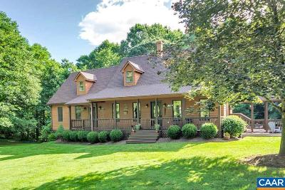 Nelson County Single Family Home For Sale: 100 River Ridge Ln