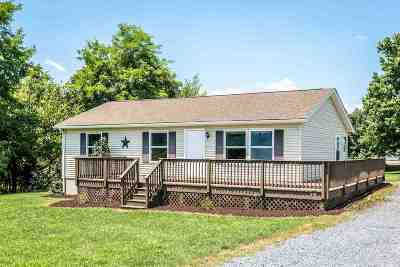 Rockingham County Single Family Home For Sale: 16819 Spar Mine Rd