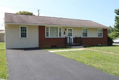 Waynesboro Single Family Home For Sale: 400 Link Rd