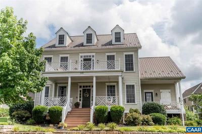 Crozet Single Family Home For Sale: 5035 Brook View Rd