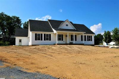 Augusta County Single Family Home For Sale: 194 Kiddsville Rd