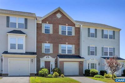 Louisa County Townhome For Sale: 42 Butterfield Ct