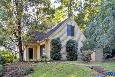 Charlottesville Single Family Home For Sale: 1770 Stoney Creek Dr