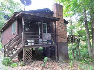 Shenandoah County Single Family Home For Sale: 158 Cabin Ln
