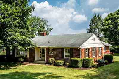 Rockingham County Single Family Home For Sale: 804 5th St