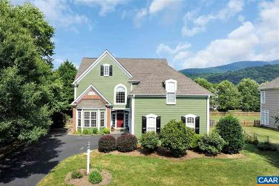 Crozet Single Family Home For Sale: 1545 Jarman Lake Rd