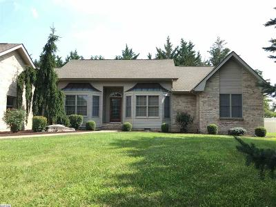 Augusta County Single Family Home For Sale: 19 Christopher Ct